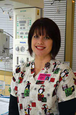 Naomi Ellison, RN, Named Flowers Hospital Nursery Director